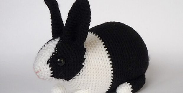 Dutch Crochet Bunny Amigurumi Pattern