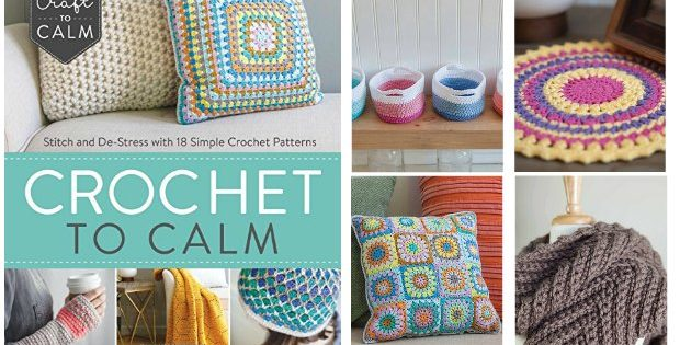 crochet to calm book