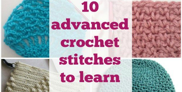 Advanced Crochet Stitches to Expand Your Skills