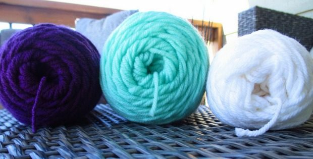 Soften Scratchy Yarn Hack