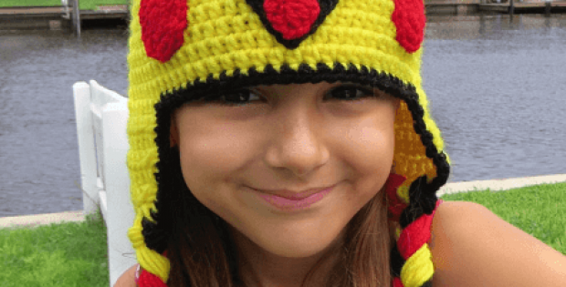 Pikachu Hat Crochet Pattern by Top Stitches Crochet
