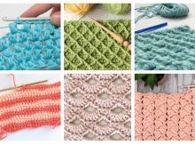 fastest crochet stitch popular stitches