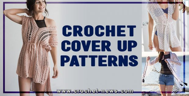 CROCHET COVER UP PATTERNS