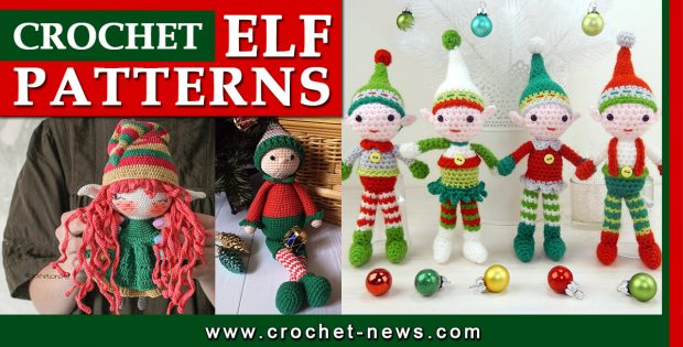 crochet elf patterns