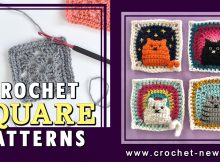 crochet squares patterns