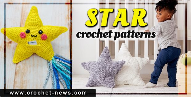 CROCHET STAR PATTERNS