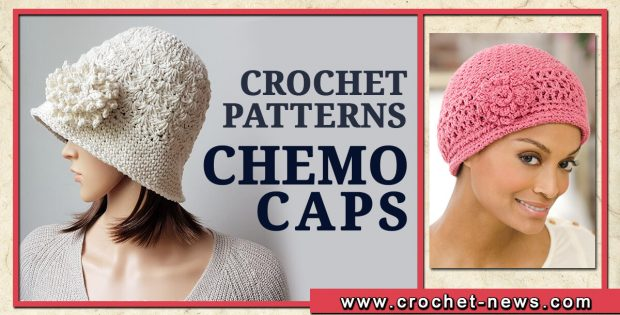 CROCHET CHEMO CAPS PATTERNS