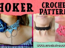 CROCHET CHOKER PATTERNS