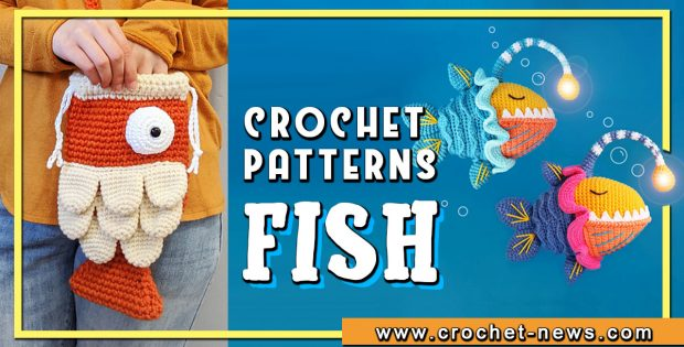 CROCHET FISH PATTERNS