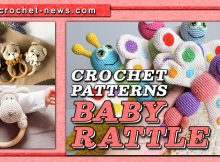 CROCHET BABY RATTLE PATTERNS