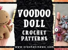 CROCHET VOODOO DOLL PATTERNS
