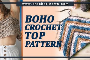 BOHO CROCHET TOP PATTERNS