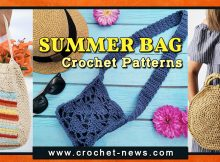 SUMMER CROCHET BAG PATTERNS