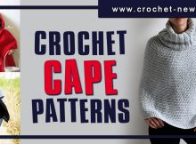CROCHET CAPE PATTERNS