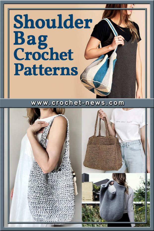 CROCHET SHOULDER BAG PATTERNS