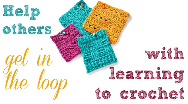 Help Someone Learn To Crochet