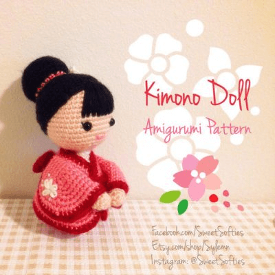 30 Amigurumi Crochet Doll Toys Free Patterns | Crochet patterns ... | 400x400