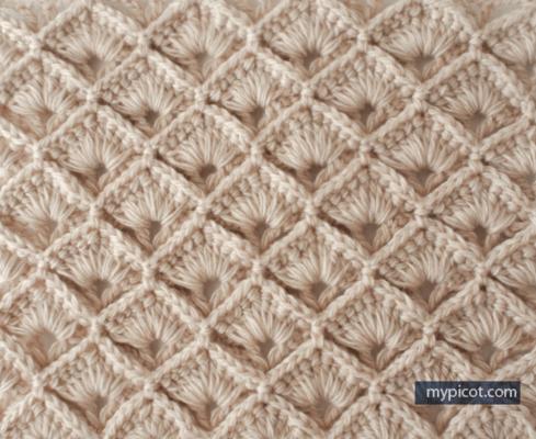 Crochet Box Stitch Free Pattern