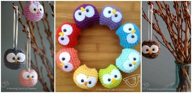 Halloween Amigurumi Crochet - 3 Crochet Minis