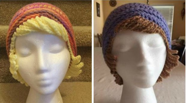 Chemo Hat With Hair Free Crochet Hat Pattern Crochet News