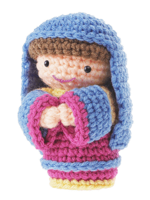 Little Muggles | FREE Little Muggles Amigurumi Baby Bear Ornament ... | 400x300