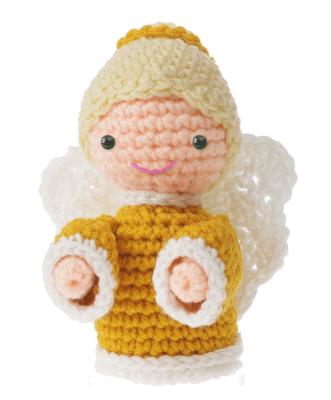 Free Christmas Crochet Nativity Set Amigurumi Pattern