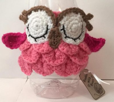 Free Crochet Owl Tea Cosy Pattern