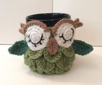 Crochet Owl Tea Cosy Pattern
