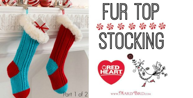 Christmas Stocking Crochet Pattern