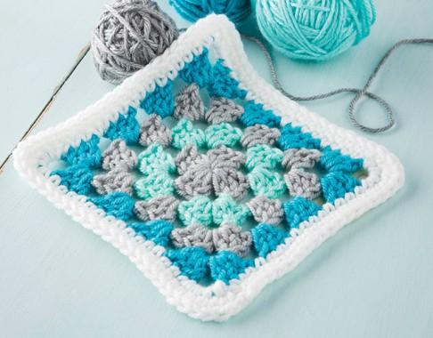 Left Handed Crochet Class Pattern