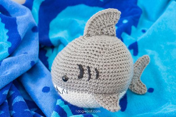 Amazing Amigurumi Shark Crochet Pattern Crochet News