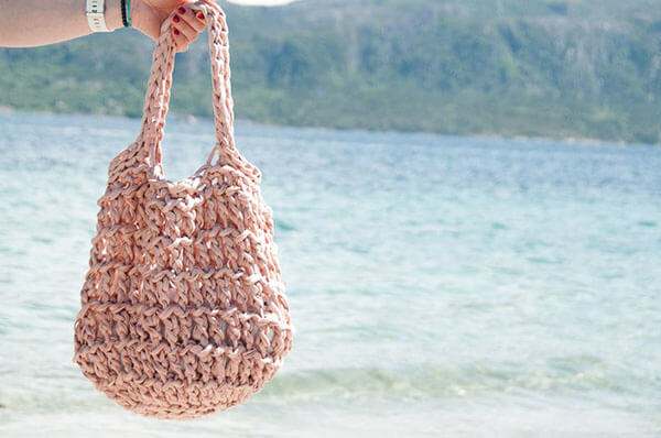 Litus Beach Bag Crochet Pattern By joyofmotion