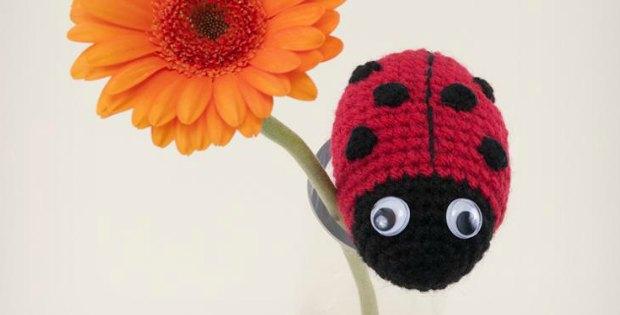 Crochet Ladybird Amigurumi