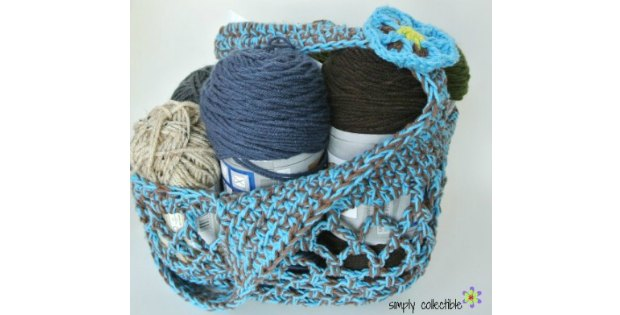 Market Bag Crochet Pattern Is The Strongest Bag