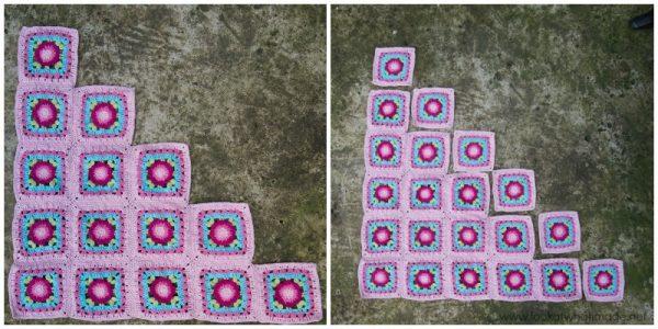 Crochet Baby Blanket Lydia Pattern Diagonal Join e1519193518988