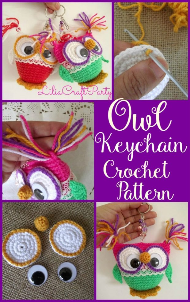Pin on CROCHET: owls | 987x620