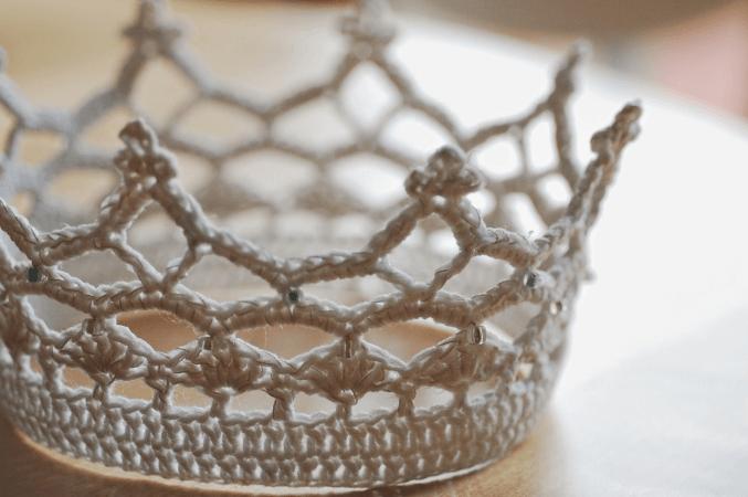 Free Crochet Crown Pattern