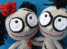 voodoo Amigurumi dolls