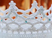 Royal Princess Crochet Crown Pattern