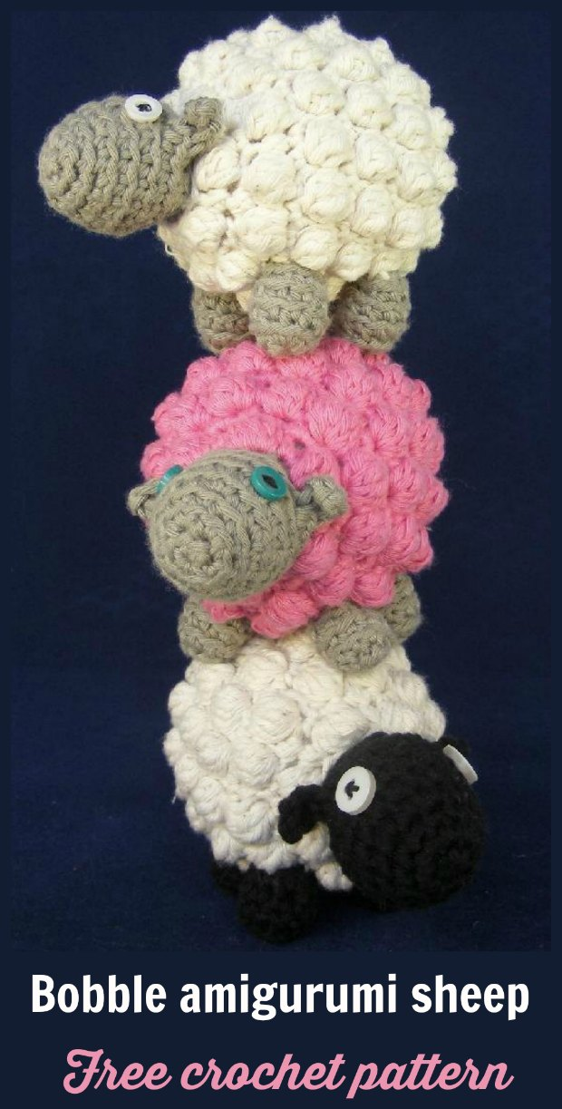 Crochet Amigurumi Sheep Pattern Free Crochet News