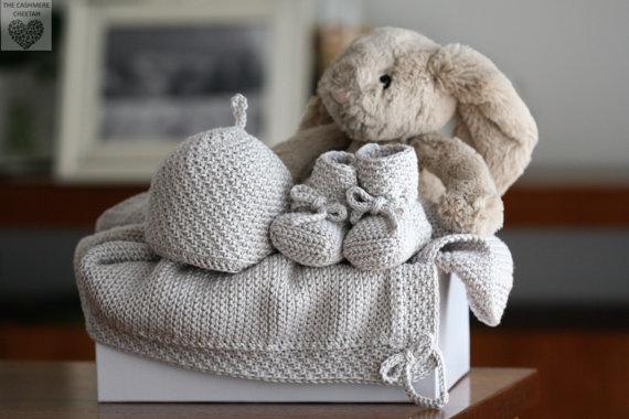 63fd4eb035bd7 Crochet Baby Gift Set 3 Pack Patterns - Crochet News