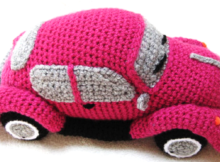 Crochet VW Beetle Amigurumi Pattern