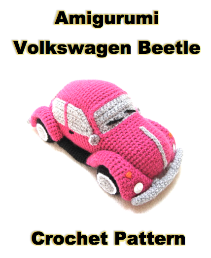 Crochet Vw Beetle Amigurumi Pattern Crochet News