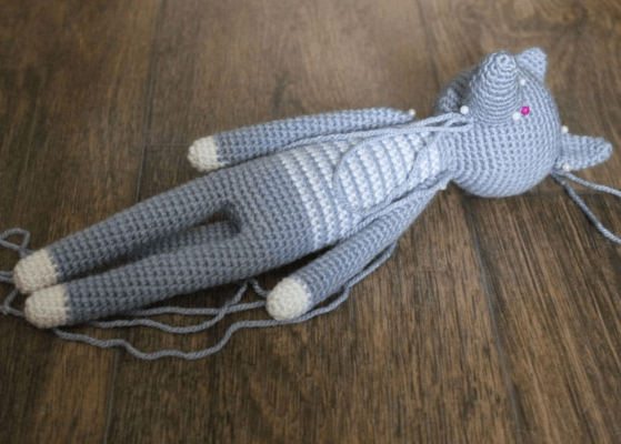 Free Amigurumi Fox Crochet Toy Pattern