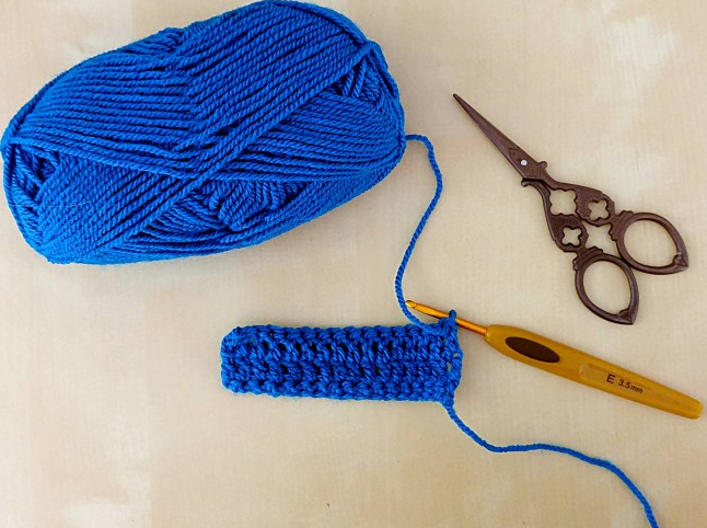 Crochet puff stitch free tutorial
