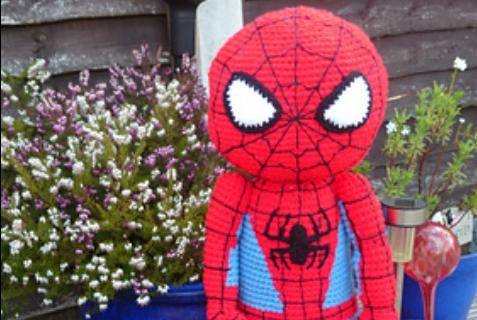 Spiderman Doll Crochet Pattern Free Tutorial - Crochet News