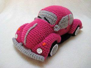 Happy Little Car, Plane, & Truck Crochet Pattern   Red Heart   Crochet baby  toys, Crochet toys, Crochet toys patterns   225x300