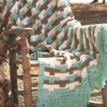 Crochet Basket Weave Stitch