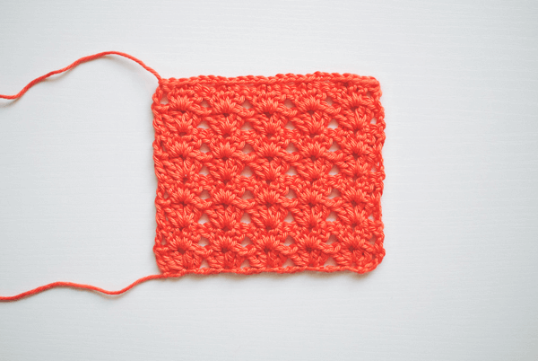 How To Crochet Iris Stitch Step By Step