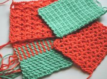 Decorative Crochet Stitches